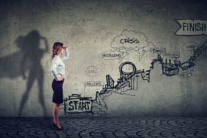 Gestalte deine Karriere, denn du hast nichts zu verlieren