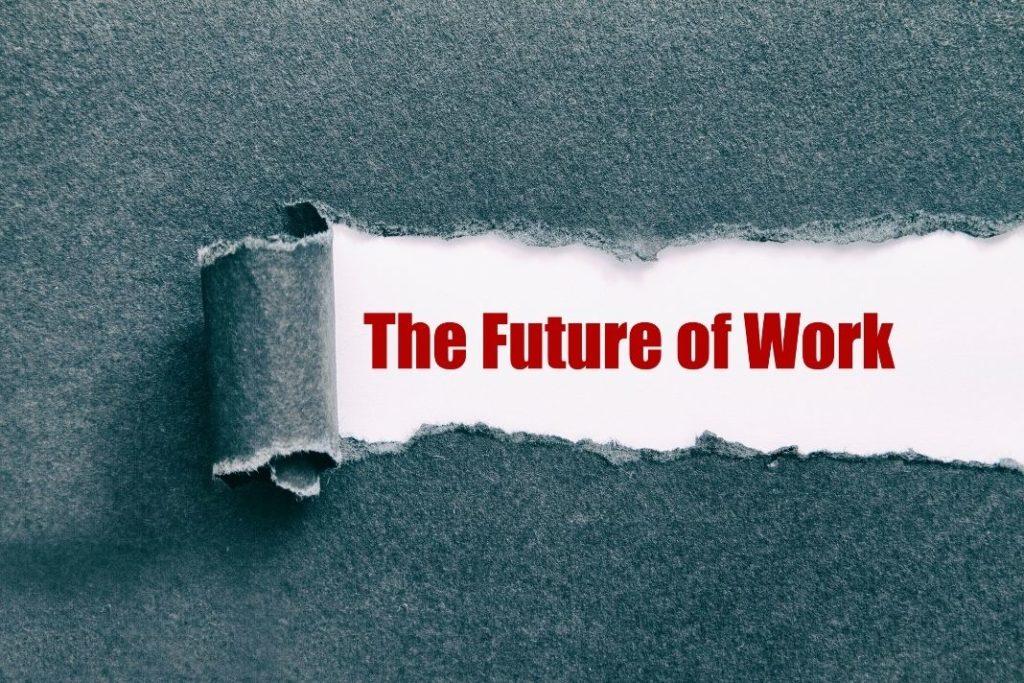 Die Zukunft der Arbeit ist kreativ, flexibel und menschlich